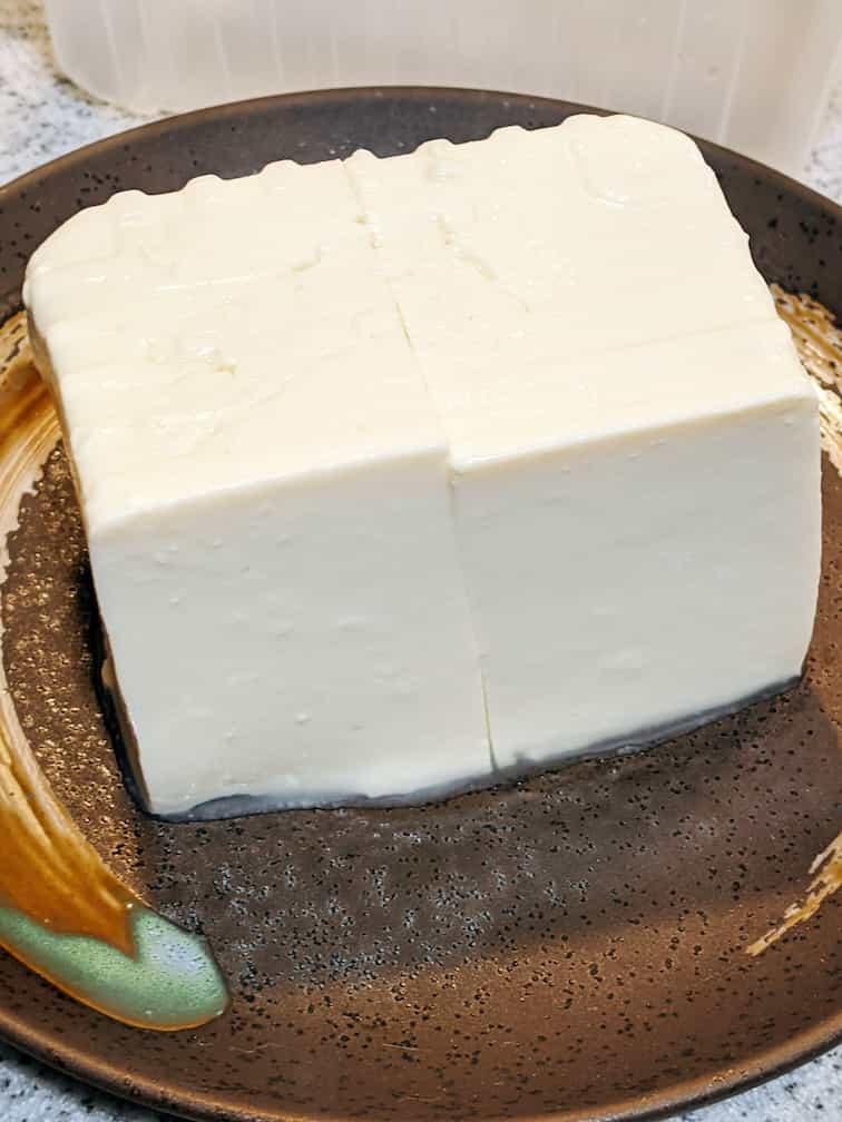 らでぃっしゅぼーや絹ごし豆腐中身の画像